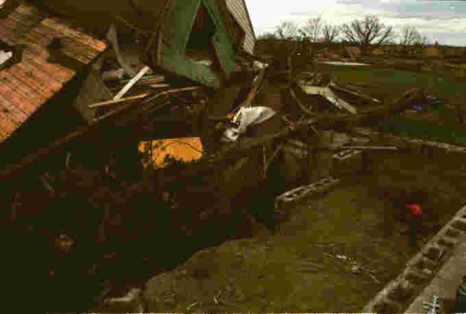 Albany tornado aftermath wikipedia