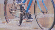 Cyc-Ology: How to stay safe while biking in the rain