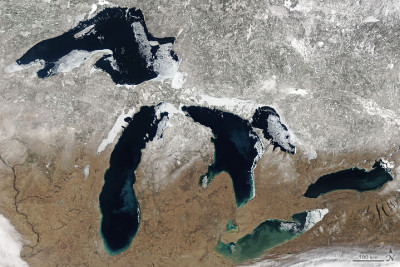 A glimpse at a dire future for the Great Lakes