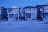Cars stranded, hours without power as potent snowstorm blasts the Prairies