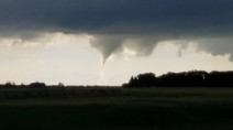Tornadoes NOT off the table in Manitoba, NW Ontario today