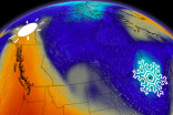Arctic heat rivals most of Canada, wild weekend weather expected