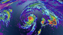 Hurricane Epsilon: Eyes on Atlantic Canada this weekend