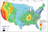 New USGS hazard map shows increased earthquake risks