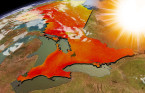 Intense heat, dry spell shows no signs of letting up in Ontario
