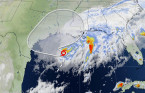 Sluggish Tropical Storm Beta may lash U.S. coast with prolonged flooding rains