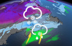 Latest in a line of fast-moving storms impacting Atlantic Canada