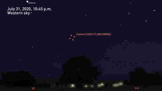Comet-NEOWISE-July312020-Stellarium