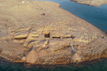 Drought reveals 3,400-year-old palace of mysterious empire in Iraq