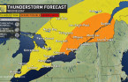Ontario: Next blast of heat fuels multi-day thunderstorm threat