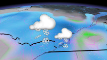 Quebec: Potent snowstorm looms, up to 20 cm possible for Montreal