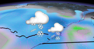 Quebec: Abrupt shift back into mid-winter as potent snowstorm looms