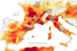 European heat wave found to be 5x more likely with climate change