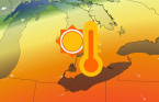 Double-digit temperatures poised to return to Ontario
