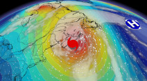 Teddy makes landfall, strong winds, dangerous surf in Atlantic Canada