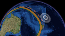 Tsunami warning downgraded after strong Magnitude 8.1 quake near New Zealand