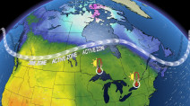 Is the spring warmth here to stay? Your long range forecast, here