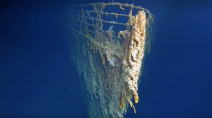 New images of the disappearing Titanic emerge
