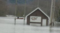 'Stay ready': Monitoring the Saint John basin spring flood risk