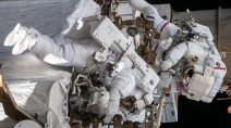 Watch NOW: NASA's first all-women spacewalk