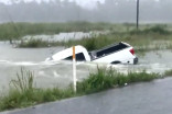Deadly torrential Imelda floods homes, snarls travel around SE Texas