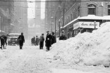 Toronto's WWII snowstorm — Only 'essential' workers allowed to leave home