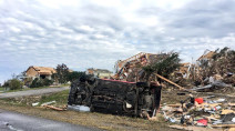 September 21, 2018 - End of summer tornado strikes Dunrobin, Ontario