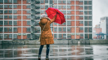 B.C.: Rounds of rain, snow at higher elevations