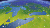 Ontario: Temperatures rebound after record lows
