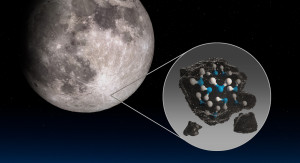 Thirsty? NASA finds DEFINITIVE evidence of water on Moon's surface