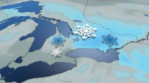 Ontario: Poorly timed storm threatens heavy rain, ice and snow