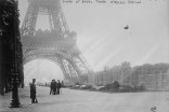 Gustave Eiffel saved his eponymous tower from ruin via scientific experiments