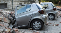 'Most powerful earthquake in 30 years' rocks Albania
