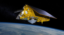 Satellite launches into space to track climate change impacts on oceans