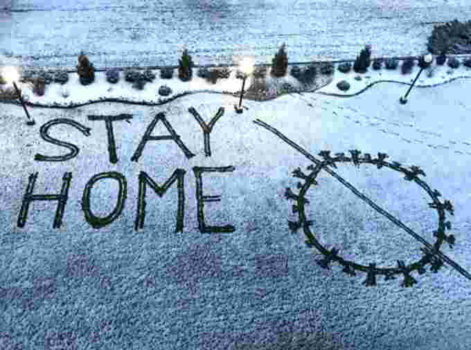 UGC - stay home - John Palmer