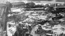 Was the Great Molasses Flood caused by temperature complications or human error?