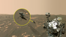 First flight for Mars helicopter, Ingenuity, delayed after software glitch