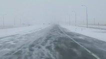 Whiteout conditions possible on the Prairies before temperatures drop