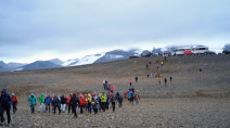 Iceland unveils memorial plaque for lost glacier