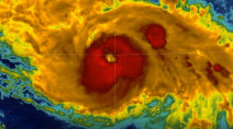 Why tropical cyclones, hurricanes have been frequently stalling