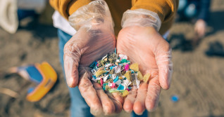 "Study reports ""shocking"" findings of microplastics in the Arctic"