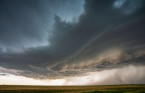 Storms target eastern Prairies, heavy rain and hail possible