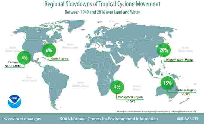 Map 1 infographic-regional-slowdowns-of-tropical-cyclone-movement-1949-to-2016-noaa-ncei