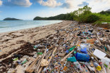 Plastic pollution dumped into oceans will triple by 2040