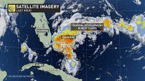 Chances increase for tropical system off Florida's coast