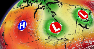 A not-so-ideal forecast for Moms across Canada on Mother's Day
