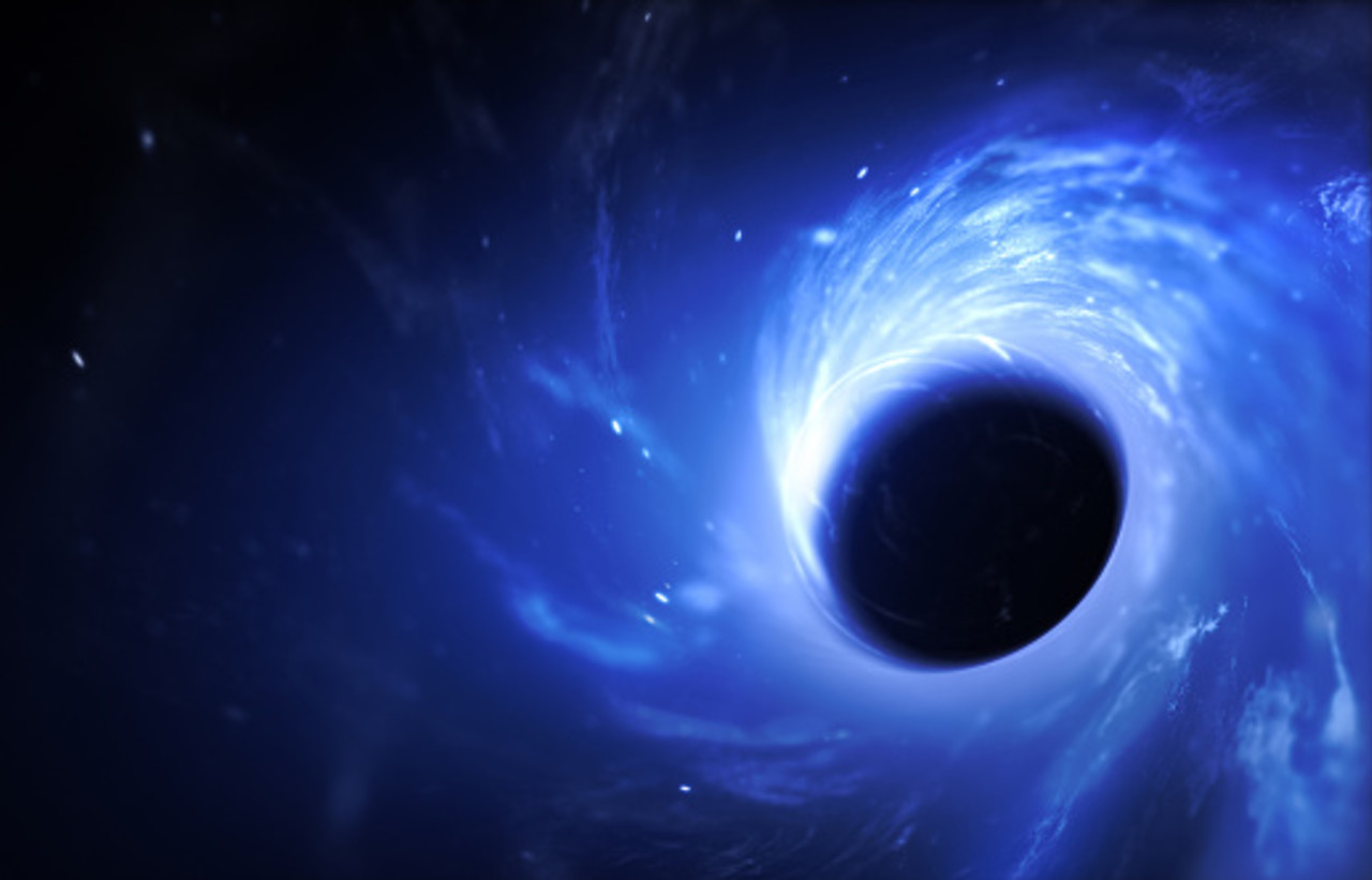 Scientists discover a black hole that shouldn't exist