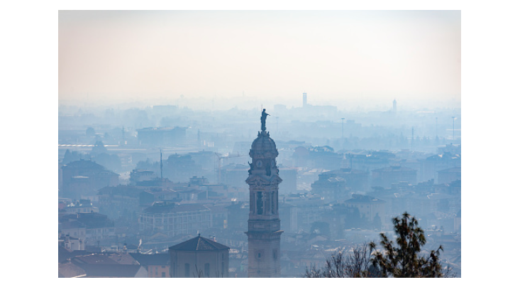 Small increase in PM2.5 exposure linked to higher coronavirus death rate