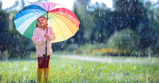 Ontario: Fitting end to spring season with rain, cool temps