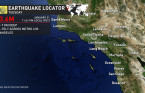 Magnitude 3.6 earthquake hits southern California, shaking felt in L.A. area